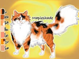 Mapleshade the Rogue - Mapleshade's Vengeance by Jayie-The-Hufflepuff