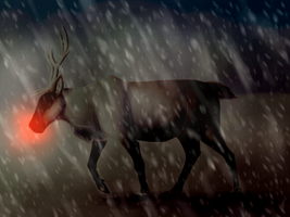 Rudolph the Red-Nosed Reindeer 2018 by Jayie-The-Hufflepuff