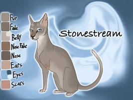 Stonestream of RiverClan - Shrewfoot's Spite by Jayie-The-Hufflepuff