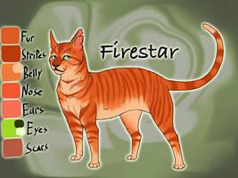 Firestar of ThunderClan - Shrewfoot's Spite by Jayie-The-Hufflepuff