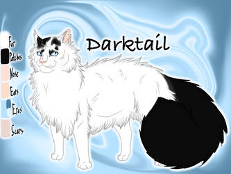 Darktail of the Kin - Shattered Sky by Jayie-The-Hufflepuff