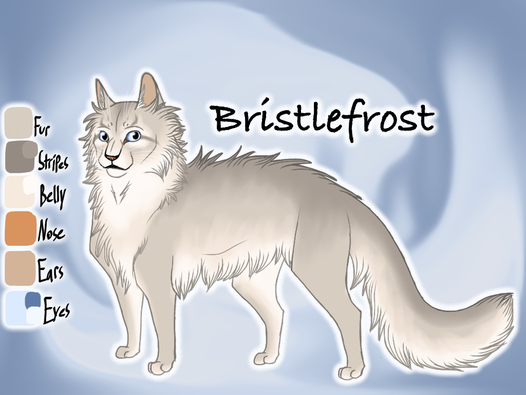 Bristlefrost of ThunderClan - Lost Stars by Jayie-The-Hufflepuff