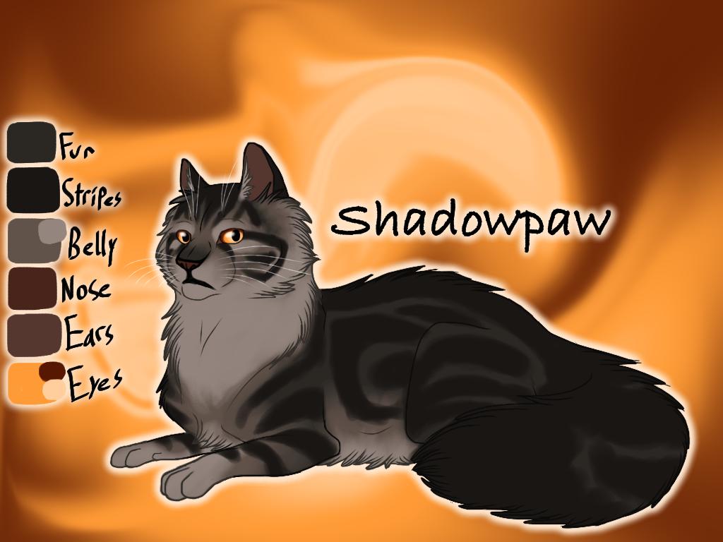 Shadowpaw of ShadowClan - Lost Stars by Jayie-The-Hufflepuff
