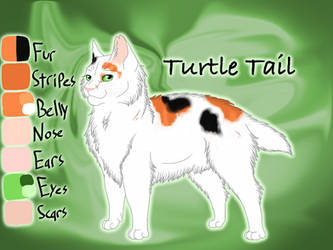 Turtle Tail of Tall Shadow's Camp - TFB by Jayie-The-Hufflepuff