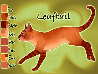 Leaftail of WindClan - The Last Hope by Jayie-The-Hufflepuff