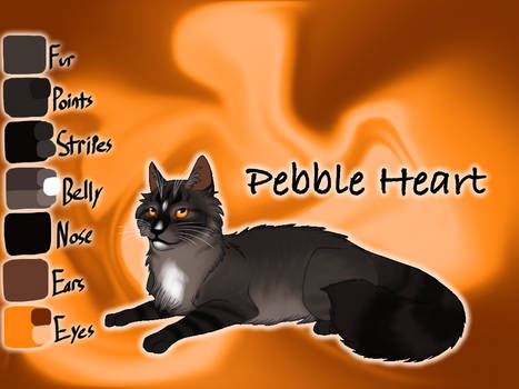 Pebble Heart of ShadowClan - Shadowstar's Life