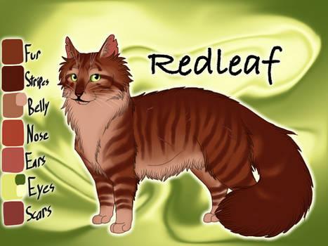 Redleaf of ThunderClan - Silent Sacrifice