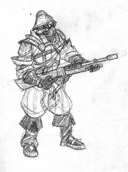Sketchbookery 4: The Elite by Bronze-Corsair