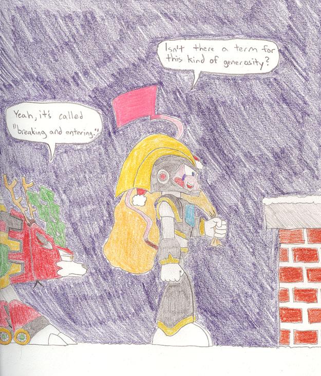 A Very BPM Christmas by BPMdotEXE