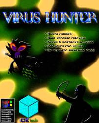 Virus Hunter box by BPMdotEXE