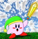Sword Kirby YAY