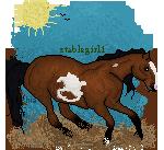 Stablegirl tag by shiasgraphics