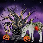 Halloween Taggeh by shiasgraphics
