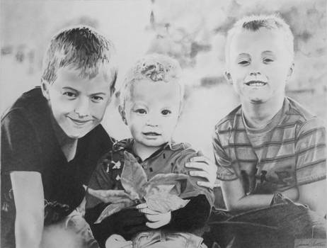 My Three Sons - trimmed