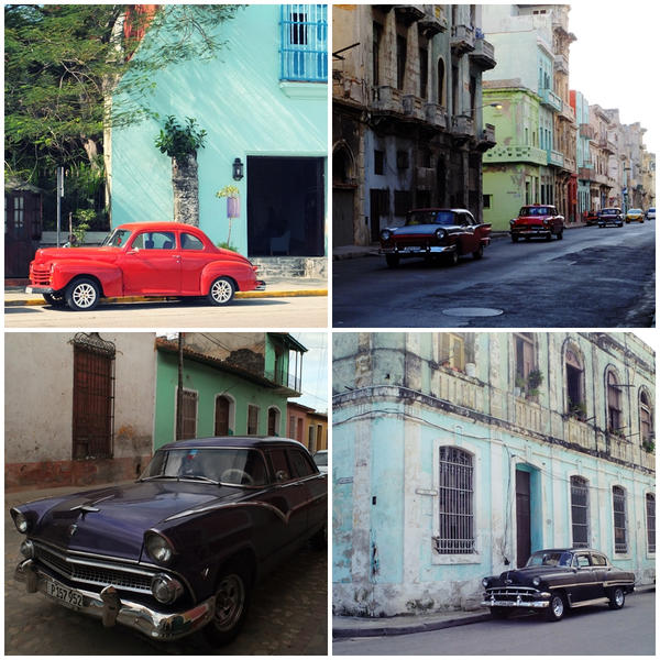 Transport in Cuba by geanera