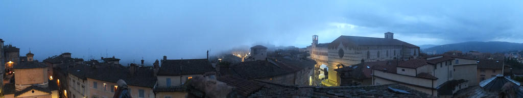 Perugia - View by geanera