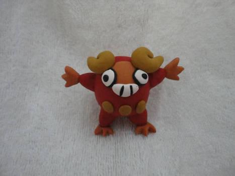 Pokemon #554: Darumaka