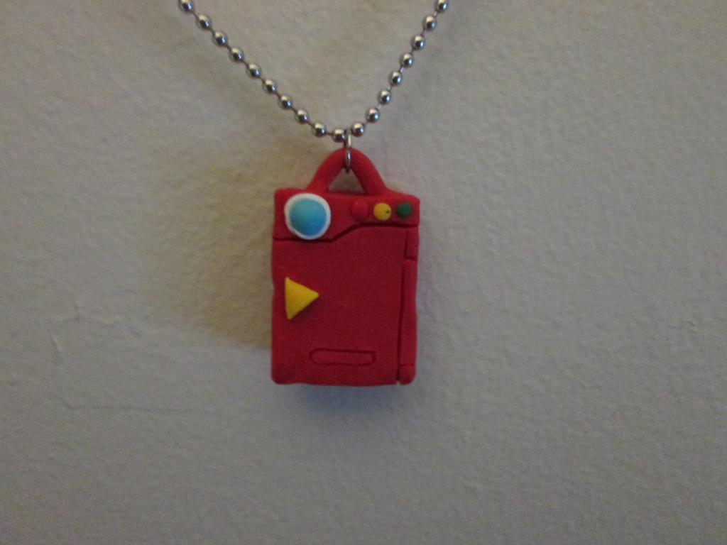 The Kanto Generation l Pokedex Pendent by DoublerTrouble