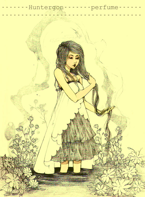 prefume by hunterGON