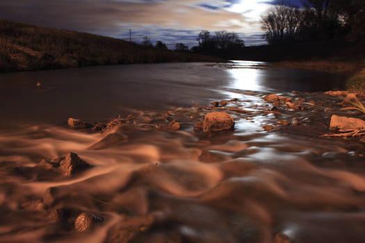 Dark River by Marshbotany