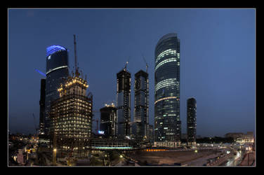 Moscow_City_3_by_Sarumian3000
