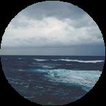 163 | Sea Circle Deco by MarytahDashPointBank