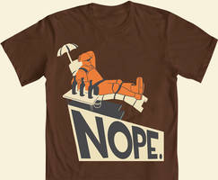 Nope.shirt! by The-Other-Owl