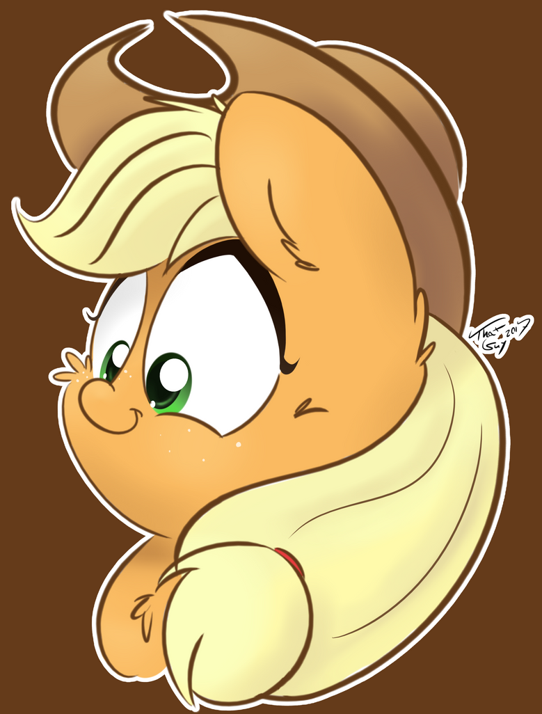 Tiny Snoot Apul by tg1117