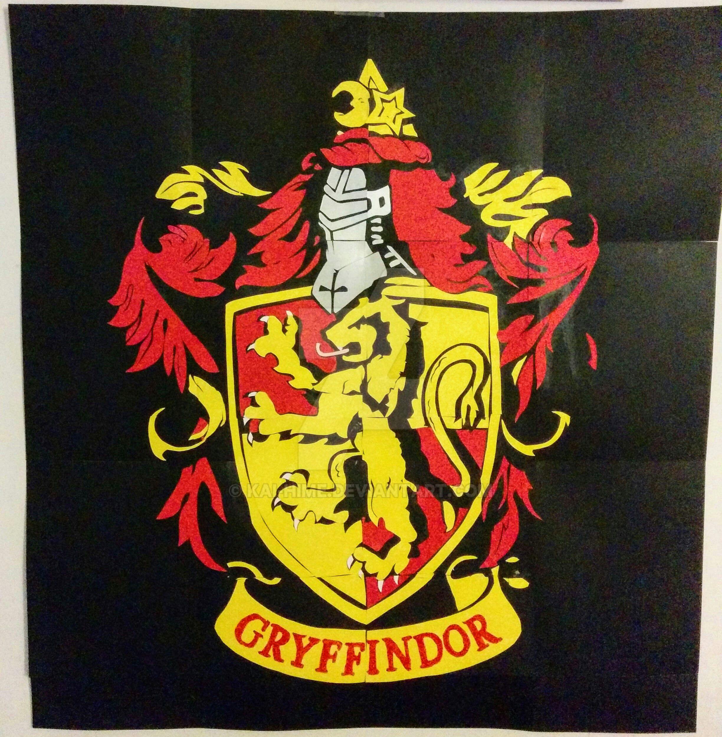 Gryffindor Symbol Harry Potter