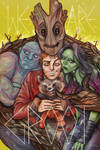 GOTG: WE ARE GROOT