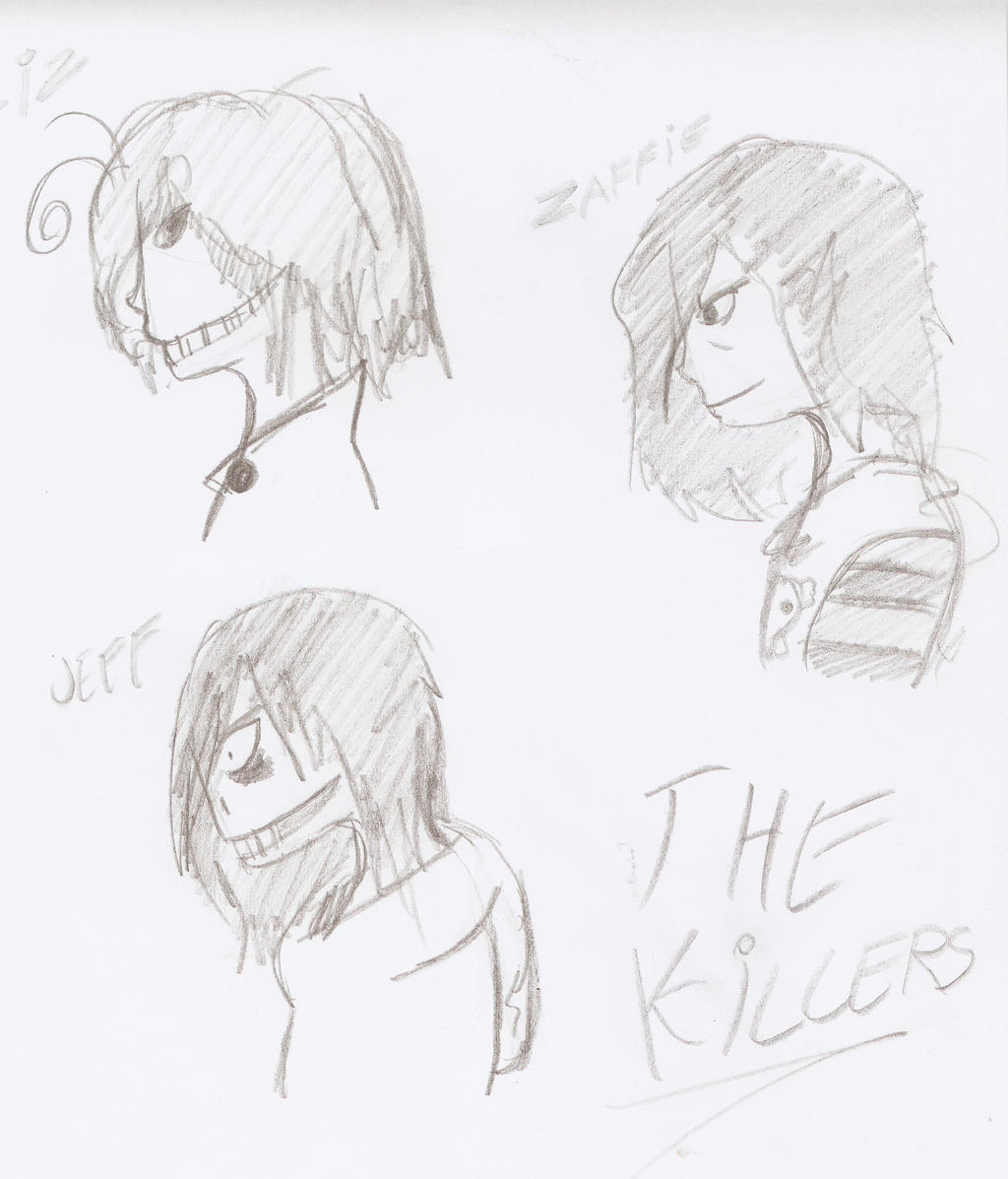 The killers wip by Zelda-muffins