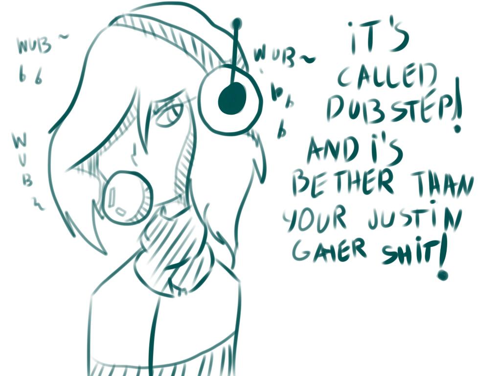 Ritta's opinion in music by Zelda-muffins