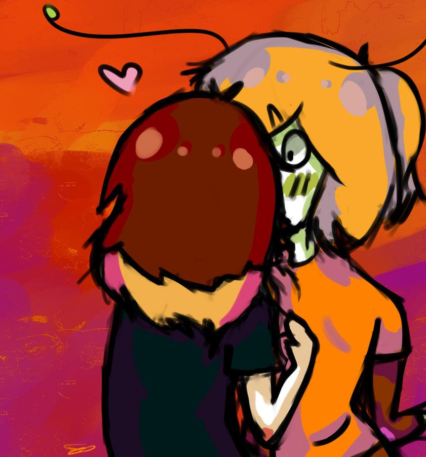 Hi I was-...oh by Zelda-muffins