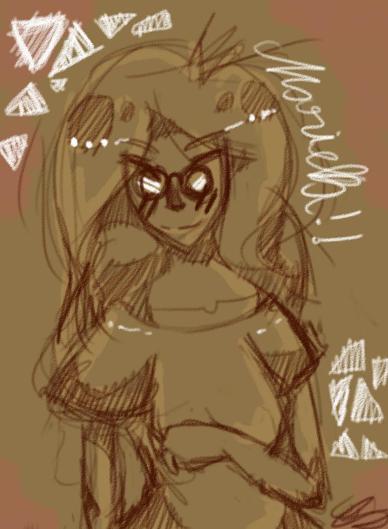 Mariella {2} by Zelda-muffins
