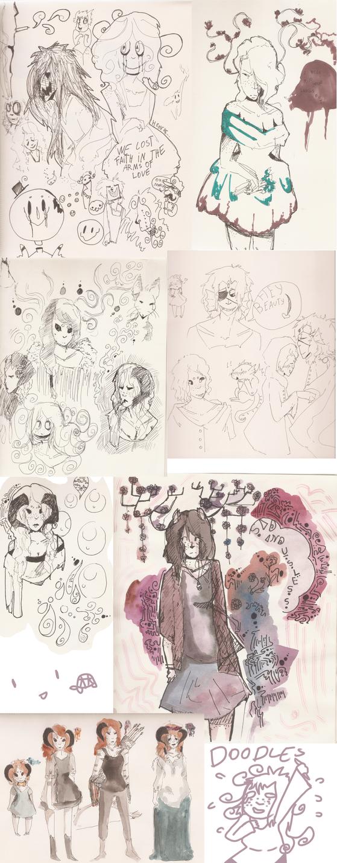 Doodles 2 vuv by Zelda-muffins