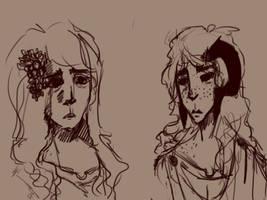 portrials {Gunda and liz}
