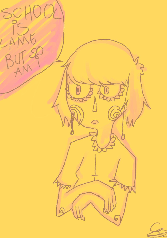 Smol Child by Zelda-muffins