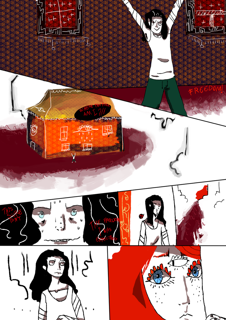 Amnesic jeff 5 (extra pages) by Zelda-muffins