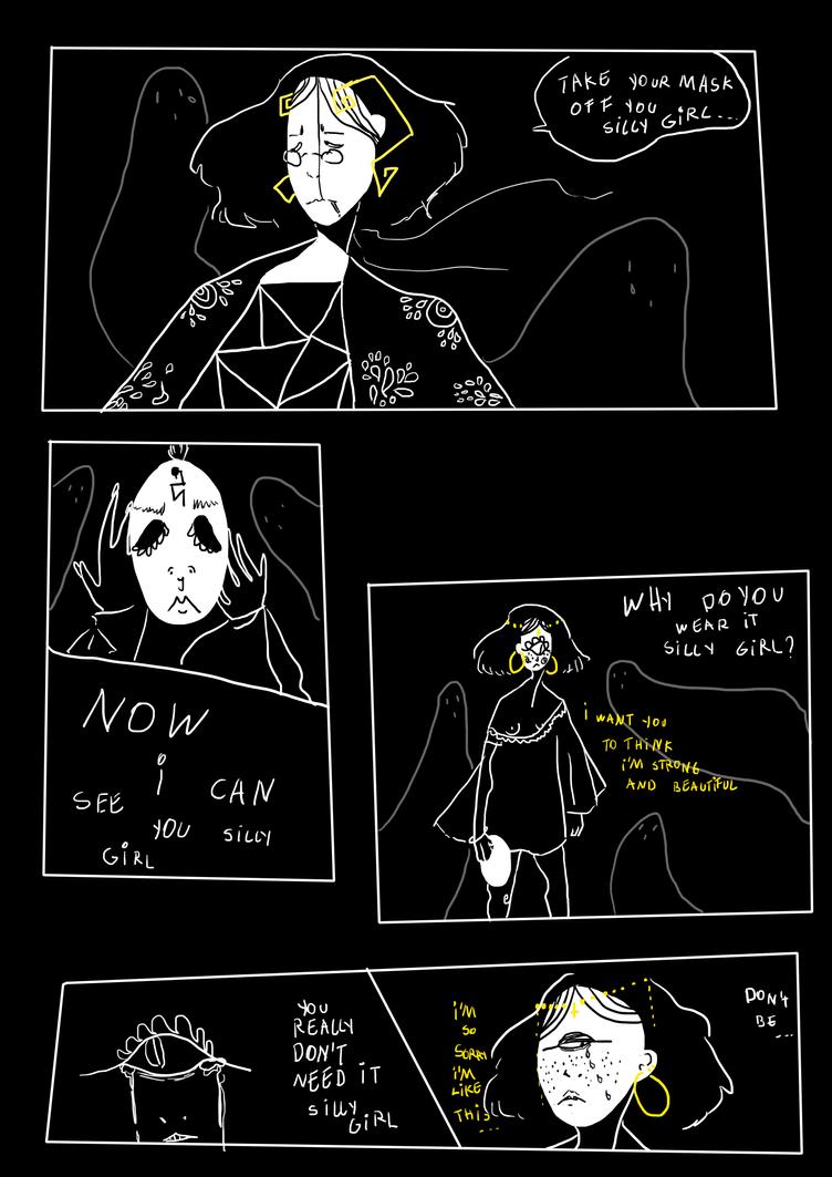 sadness by Zelda-muffins