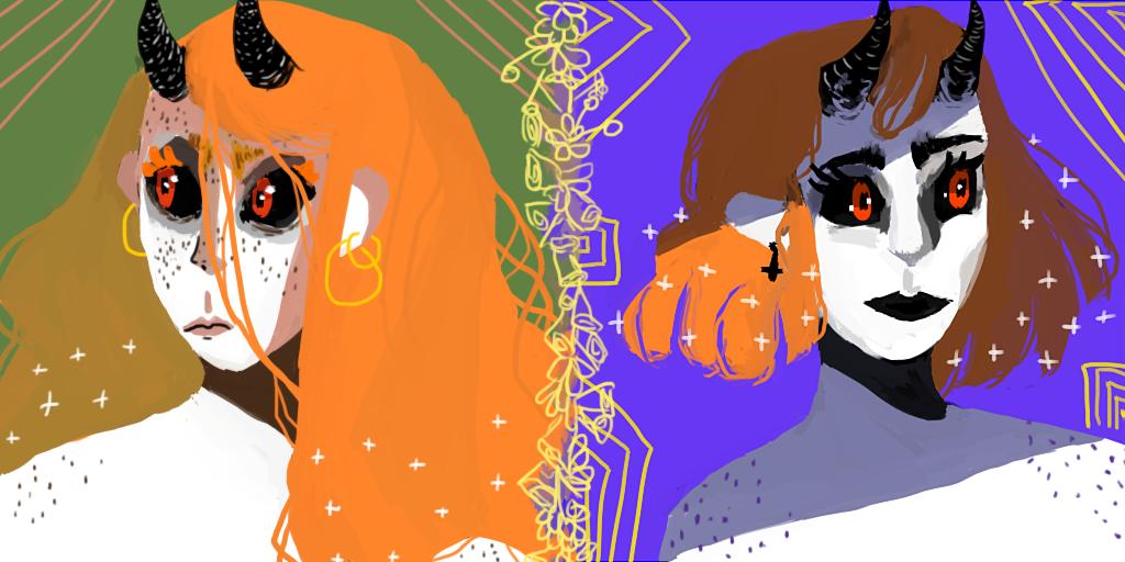 duo by Zelda-muffins