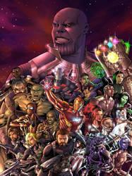 Infinity War by IVLOCK