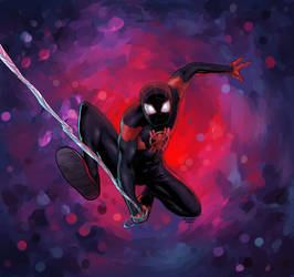 Into the Spiderverse - Miles Morales