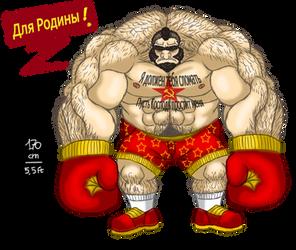 Dorofey Laskovyy by Kaitoraikan