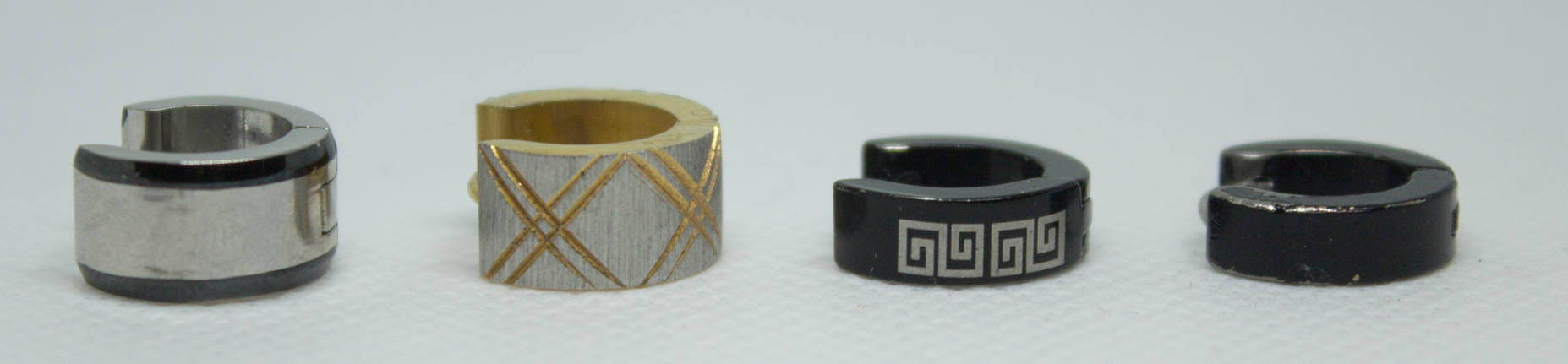 Black and Gold Jewelry 12