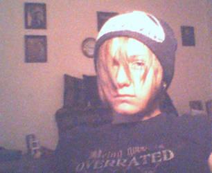 With a HAT by xBleeding-Irisx