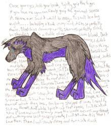 Lilith-Free Verse poem thingy by xBleeding-Irisx