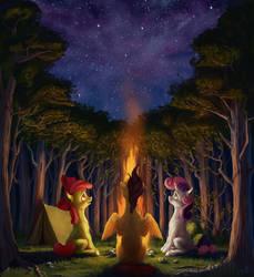 Let The Flames Begin by Samum41