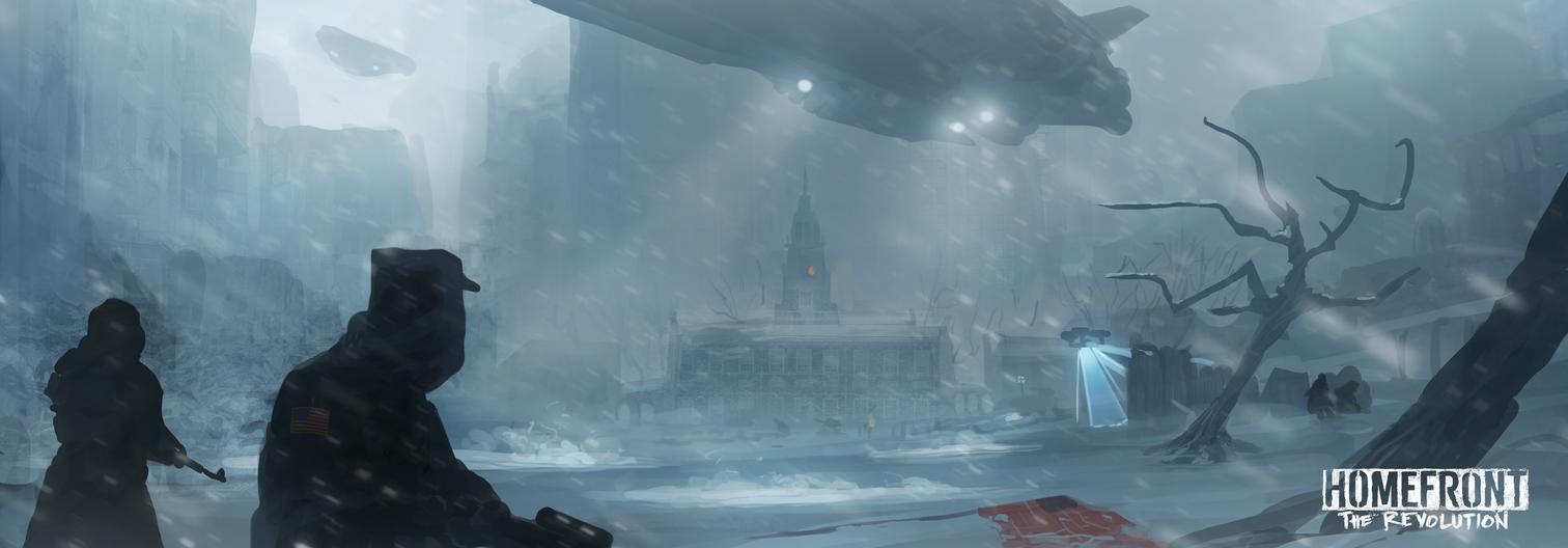 Homefront : Winter Ambush by 7heKro