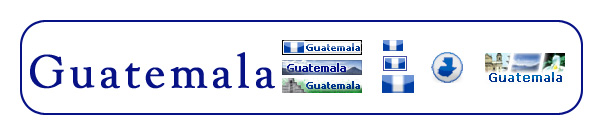 Yo Soy Guatemala buttons by guatemalan