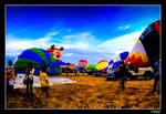14th Balloon Fest HDR-1